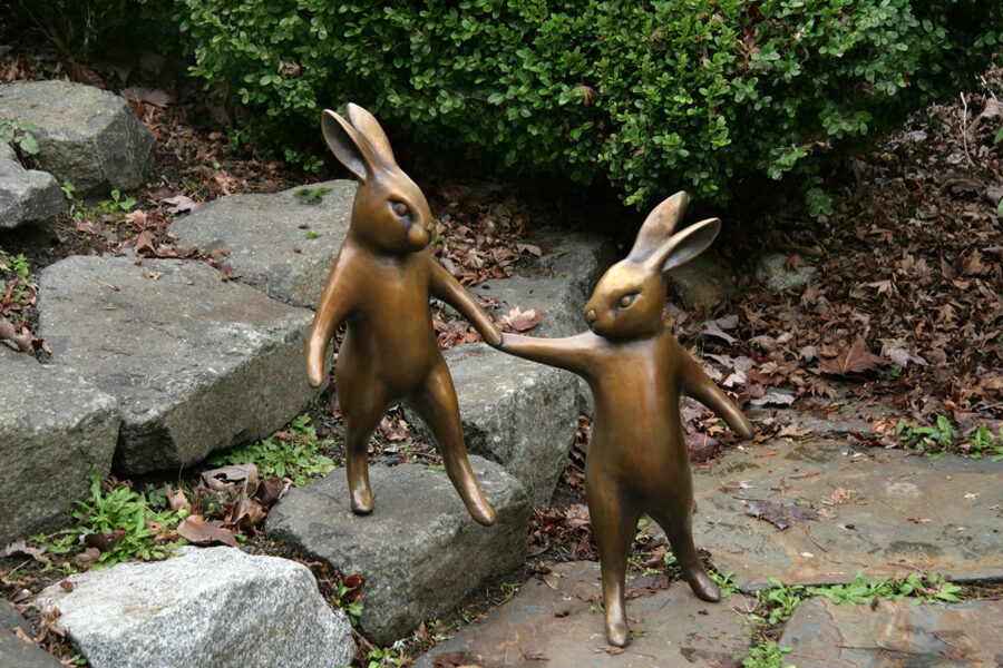 """Step Rabbits"""