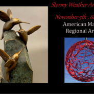 Stormy Weather Arts Festival – November 5, 6 & 7